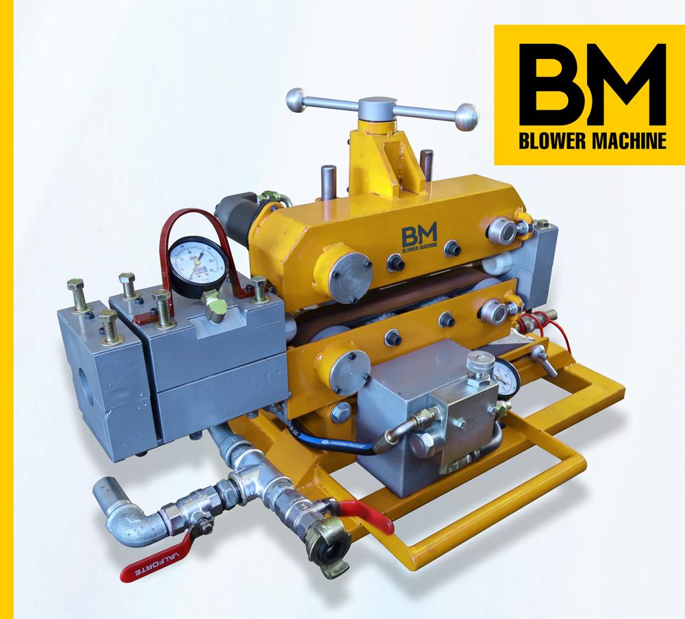 Sopladora BM para Fibra Óptica